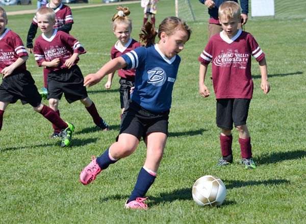 About the Princeton Youth Soccer League